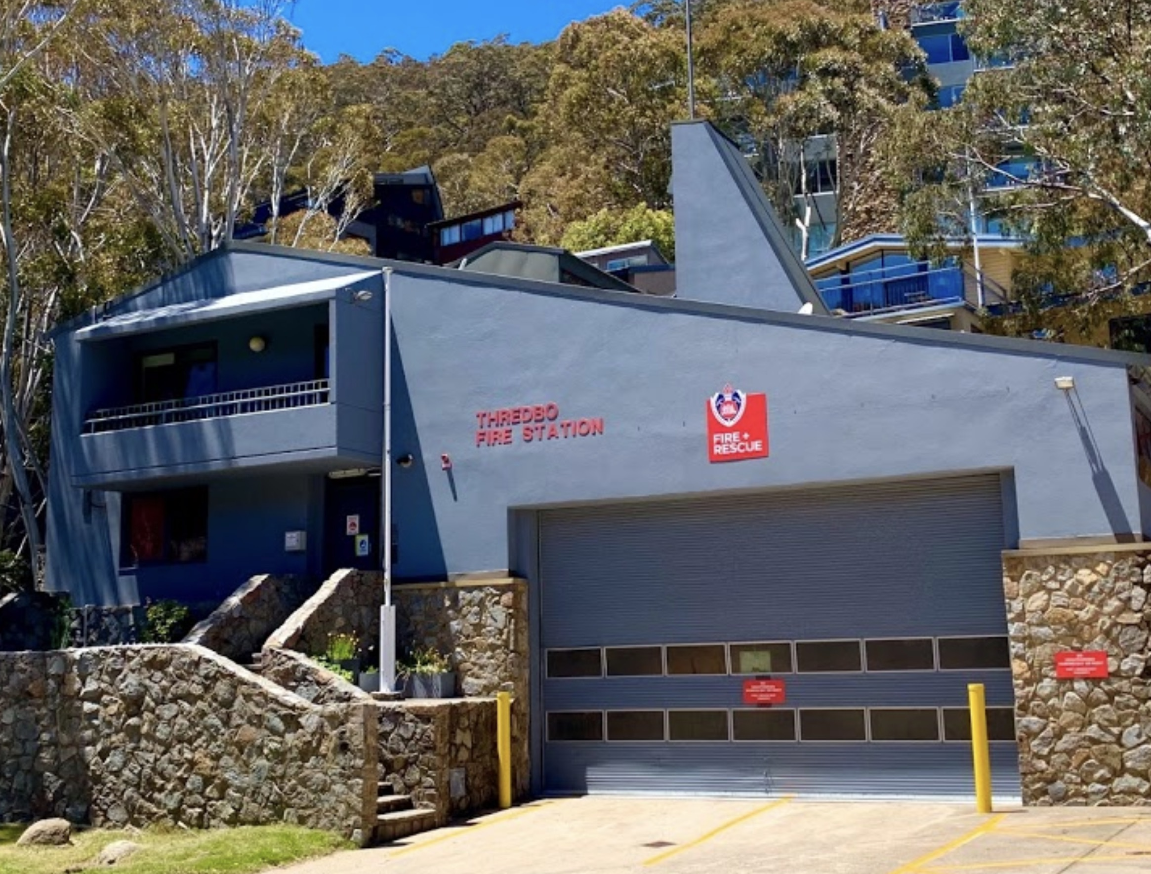 Thredbo Fire Station