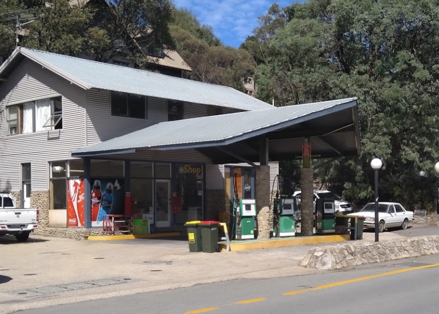 Thredbo Service Station