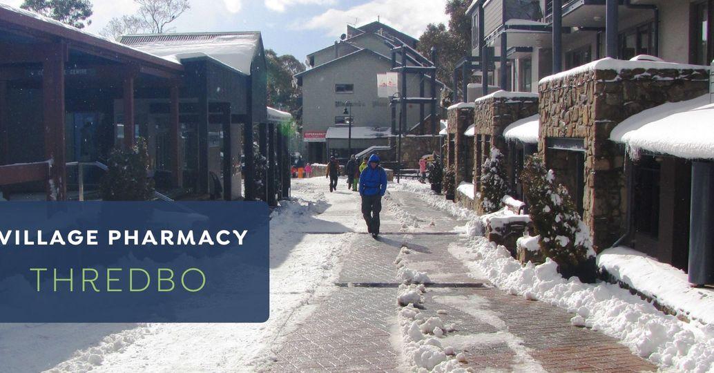Pharmacy Thredbo