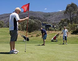Thredbo Golf Course