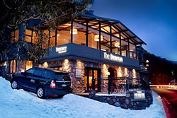 The Terrace Restaurant - Thredbo