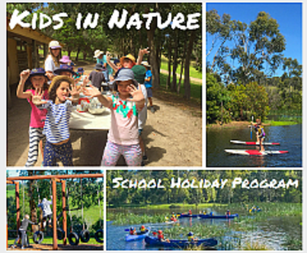 Kids in Nature School Holiday Program
