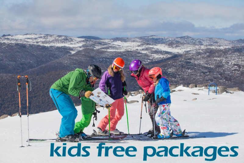 Kids Free 3rd Night Free Lift Pass Pack