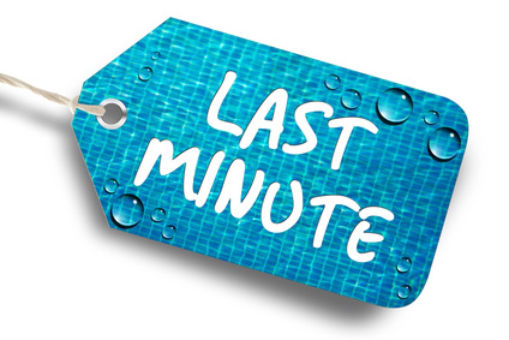 10% off on all last minute stays