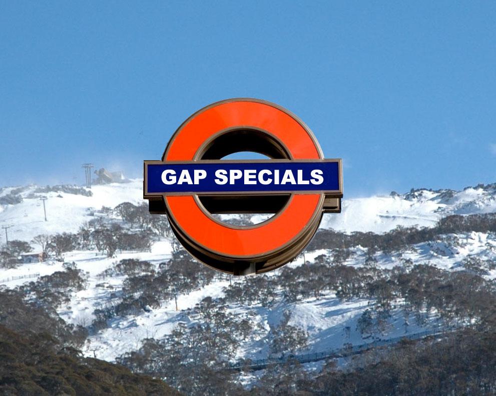 Gap Vacancy